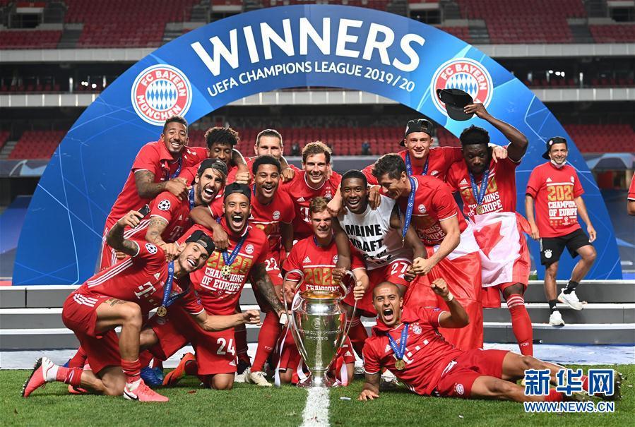 (体育)(2)足球——欧冠:拜仁第六次赢得欧冠冠军