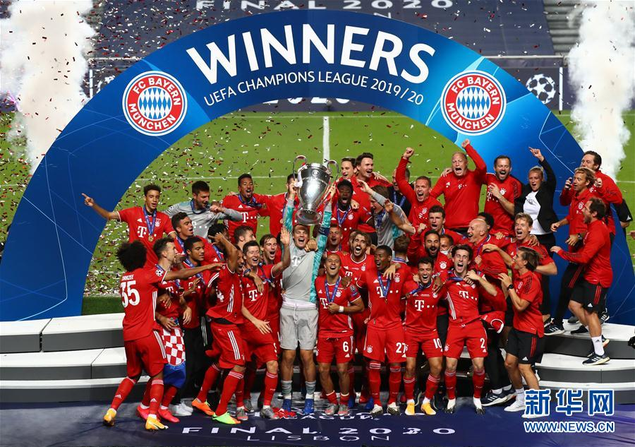(体育)(1)足球——欧冠:拜仁第六次赢得欧冠冠军