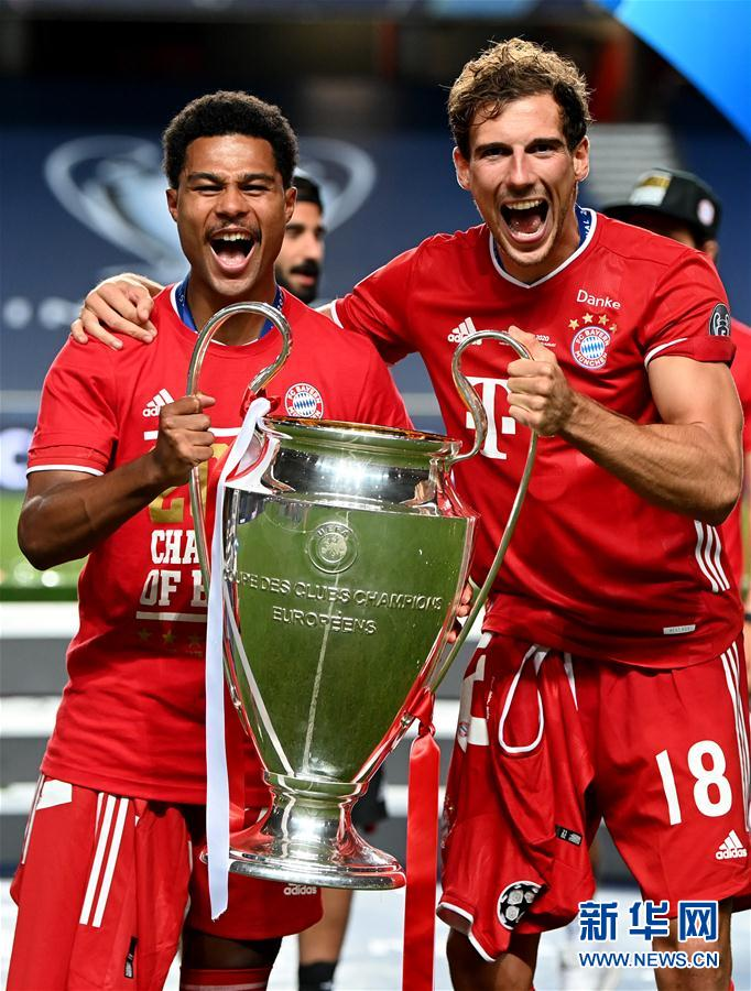 (体育)(6)足球——欧冠:拜仁第六次赢得欧冠冠军