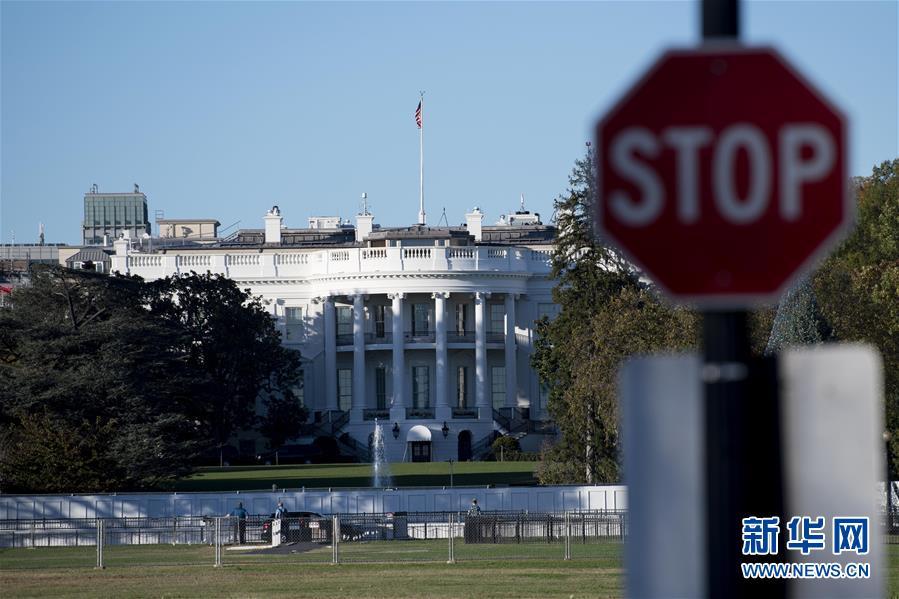 """(国际)(1)美国总统选举结果仍未揭晓 """"摇摆州""""计票引发诉讼"""
