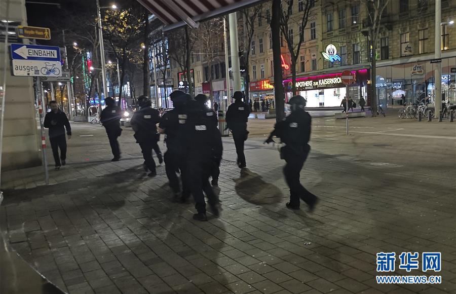 (国际)(1)维也纳发生枪击事件至少7人死亡