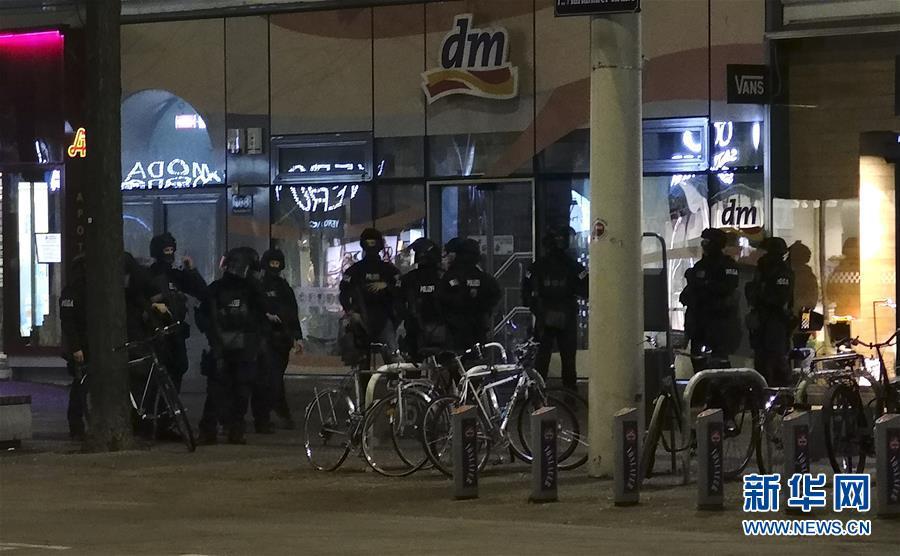 (国际)(2)维也纳发生枪击事件至少7人死亡
