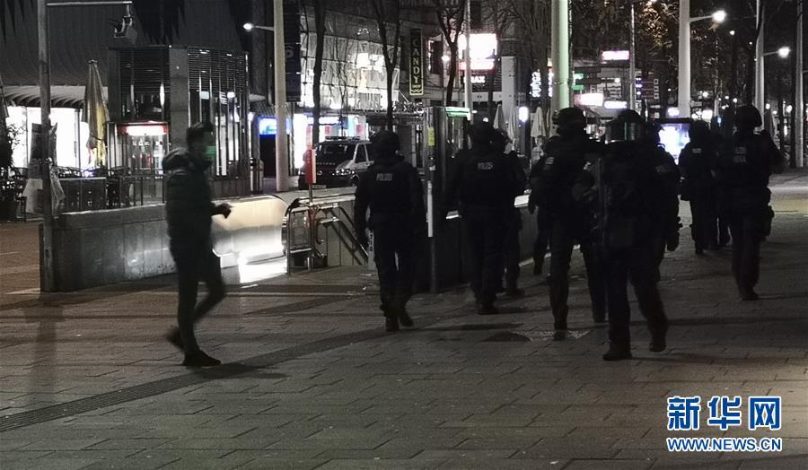 (国际)(3)维也纳发生枪击事件至少7人死亡