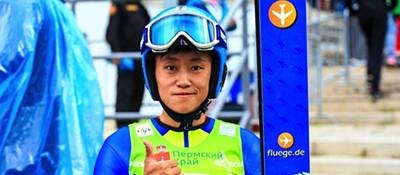 喜讯!中国跳台滑雪队获得2018平昌冬奥会参赛资格