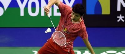 2018年印度羽毛球公开赛落幕,中国小将石宇奇夺得男单金牌