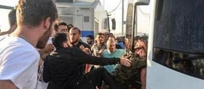 土耳其判处104名未遂政变涉案人终身监禁