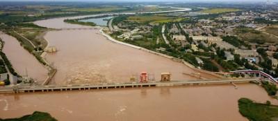 青銅峽水利樞紐工程惠澤寧夏六十載