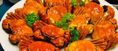 秋蟹肥:最美味的螃蟹做法送给你!