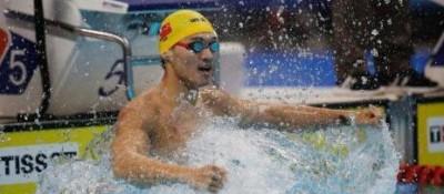 世界纪录!徐嘉余100米仰泳闪耀世界杯东京站