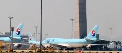 韩裔美籍男子问空姐要酒喝被拒 怒将机舱玻璃砸碎