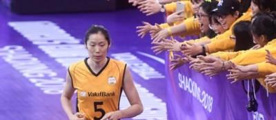 朱婷荣膺2018女排世俱杯MVP!教练称为其执教是一种幸运