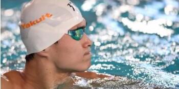 中国游泳队昆明冬训储备体能