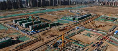 北京师范大学银川学校建设正酣