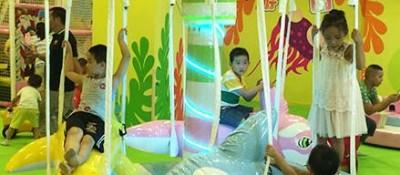 """儿童乐园不该是""""病菌基地"""""""