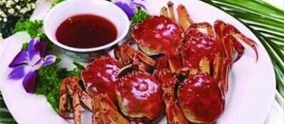 """""""蟹""""逅美味 莫忘健康"""