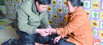贺星龙:乡村医生的赤子情怀