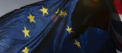 """欧盟同意英国""""脱欧""""再次延期申请"""