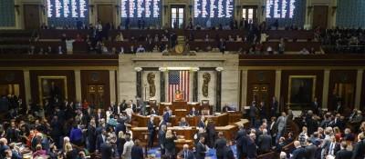 美國會眾議院通過針對特朗普的彈劾調查程序決議案