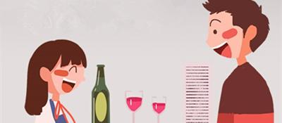 蓝奇奇说科普——喝酒后脸红的原因你知道吗?