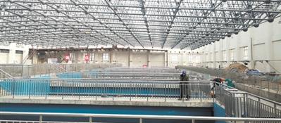 銀川都市圈西線供水工程進入收尾階段