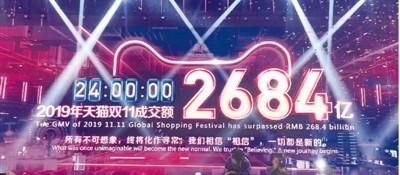 """我在杭州體驗""""雙11"""""""