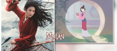 新版《花木兰》古老中国故事与全球文化共舞