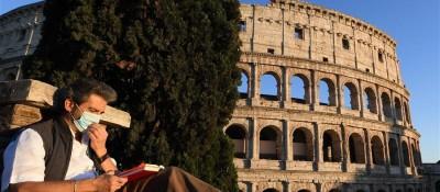 意大利將從5月4日開始逐步復工
