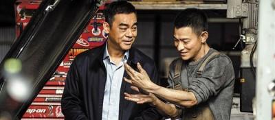 《拆弹专家2》刘德华刘青云拍戏拍出了感情