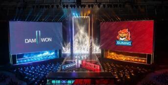 6000余名观众现场观赛 英雄联盟全球总决赛SN以1:3惜败DWG