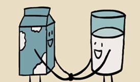 爱喝牛奶和爱喝豆浆的人,营养到底差多少?