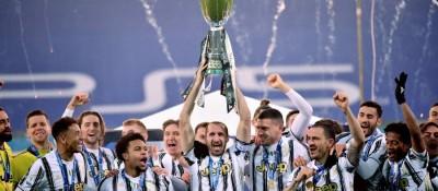 意大利超级杯:尤文图斯夺冠