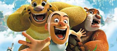《熊出没·狂野大陆》为全球观众带去温暖和快乐