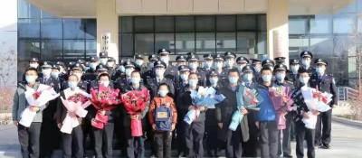 沙坡头公安成功解救11年前被拐儿童
