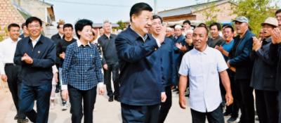 牢记习近平总书记嘱托 创造更加美好的新生活——宁夏杨岭村、原隆村、弘德村回访