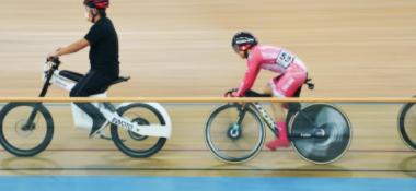 2021国际自行车联盟场地自行车赛中国香港站落幕