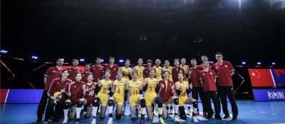 世界女排联赛中国女排七连胜收官
