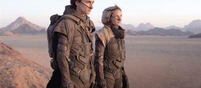 科幻电影《沙丘》将登陆内地大银幕