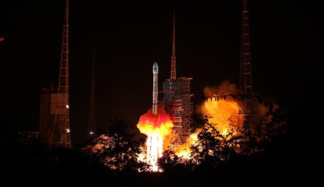 我国成功发射两颗北斗三号卫星 首次装载国际搜救组织标准设备