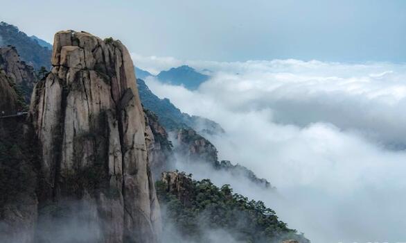 安徽九华山获批列入世界地质公园网络名录