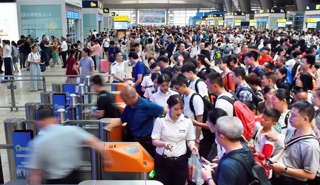 鐵路今起調圖 天津、雄安可直達香港