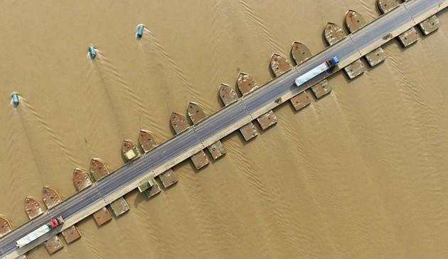 大河奔流书写绿色发展画卷——黄河连续20年不断流启示
