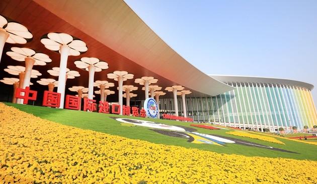 秋天里的乐章——第二届中国国际进口博览会巡礼