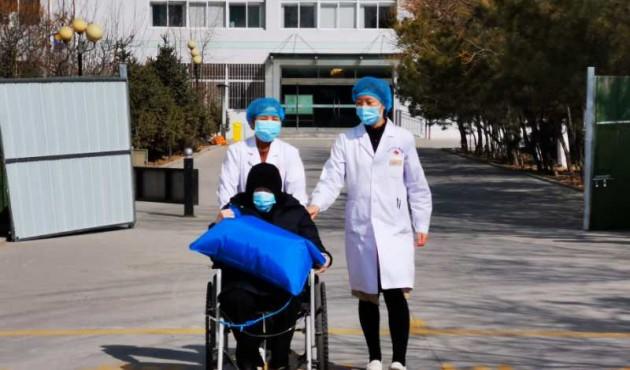 好消息!今日寧夏又有1例患者治愈出院!累計出院72人!
