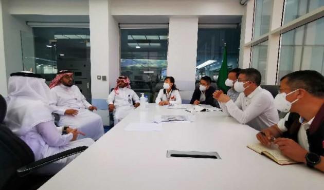宁夏赴沙特、科威特抗疫医疗专家组工作情况