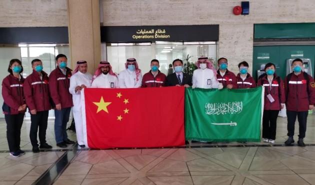 紧锣密鼓!看看宁夏赴沙特、科威特抗疫医疗专家组的行程单