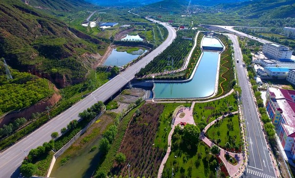 精准施策 五河同治?生态环境部肯定固原水环境治理模式