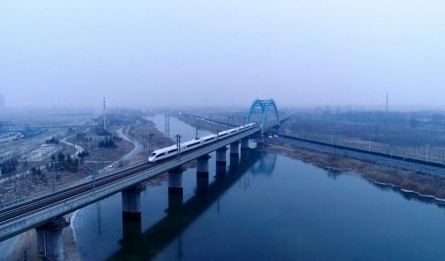 銀西高鐵順利通過安全評估 全線具備開通運營條件