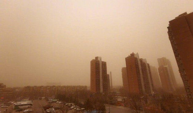 沙尘暴来了!做好防护