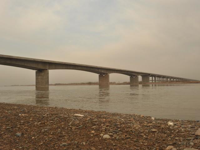 平罗黄河大桥