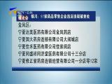 【曝光台】银川:97家药品零售区违规被查处-2018年6月8日